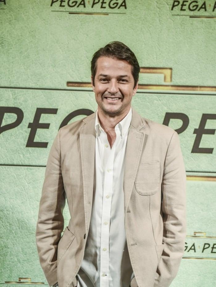 Marcelo Serrado: 'Crô' e 'O Sétimo Guardião' também no caminho