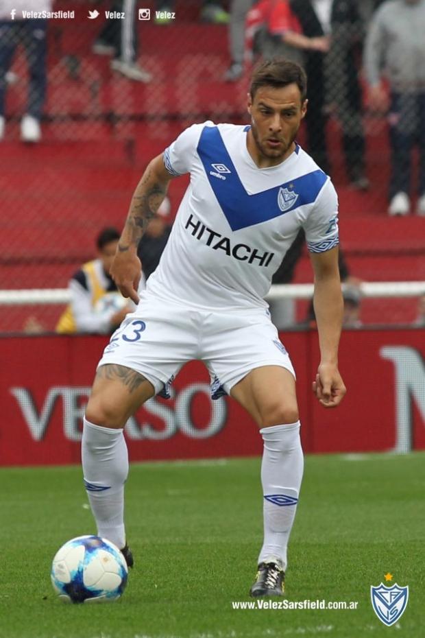 Desábato estava no Vélez desde 2010: marcação como destaque