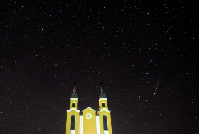 Chuva de meteoro