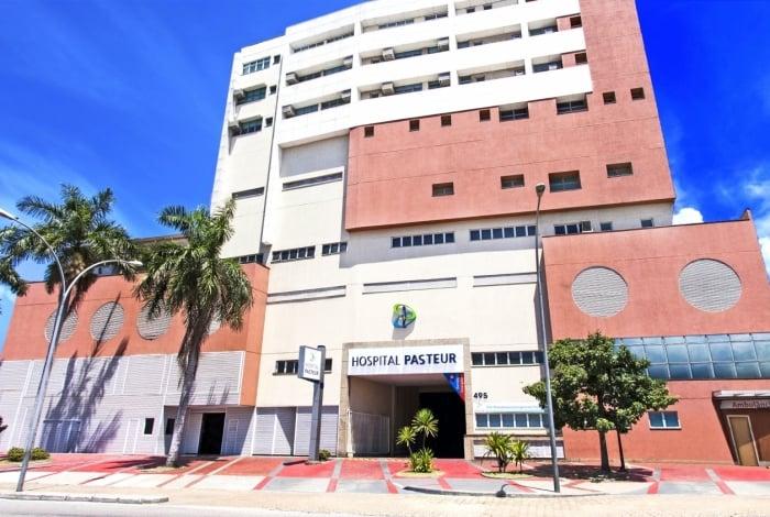 O Hospital Pasteur, no Méier, é uma das unidades do UnitedHealth Group, que administra a Amil
