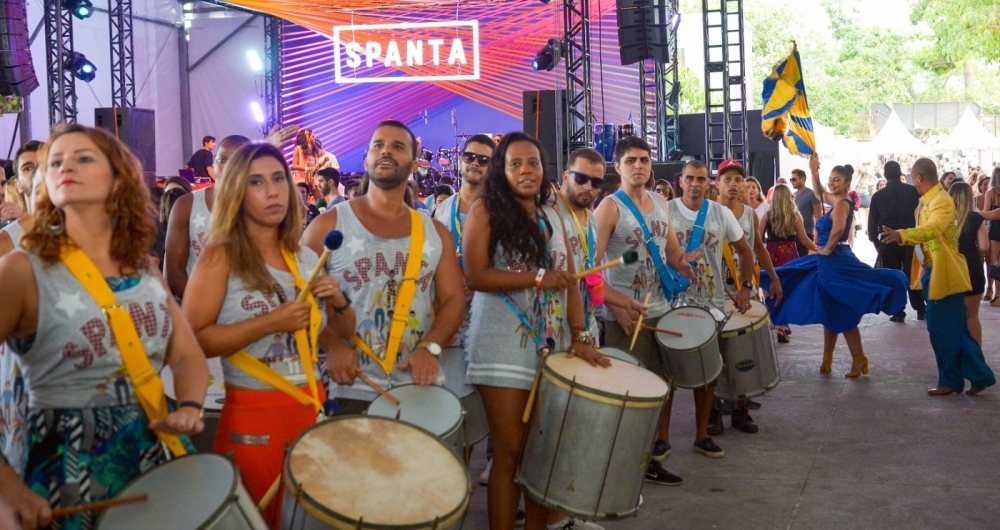 Bateria do Spanta Neném