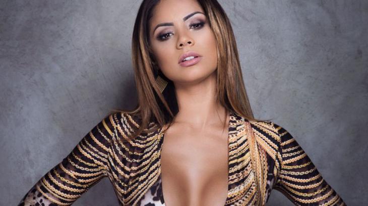 Lexa: cantora apresenta seu baile na piscina do Bangu, recebe o namorado MC Guimê e anuncia clipe com diretor de Demi Lovato