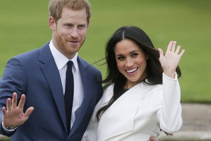 Príncipe Harry e a atriz americana Megham Markle irão se casar no dia 19 de maio de 2018