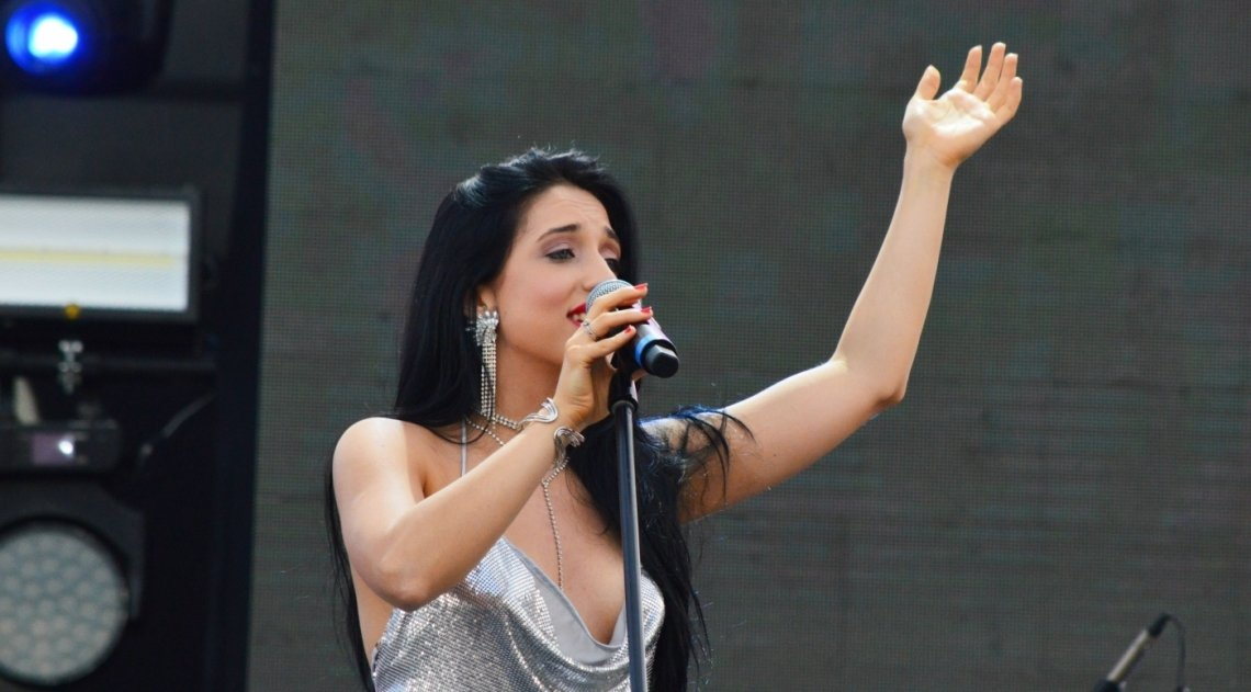 Ana Petkovic, filha do ex-jogador Petkovic