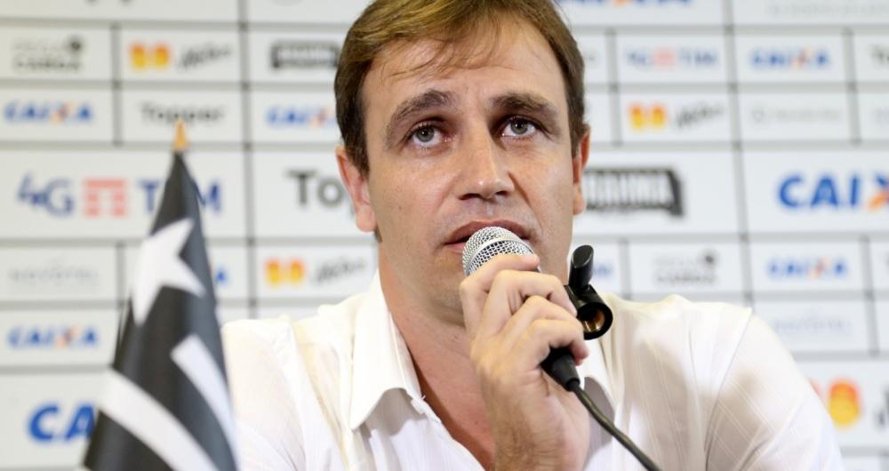 Felipe Conceição fala sobre o desgaste dos jogadores