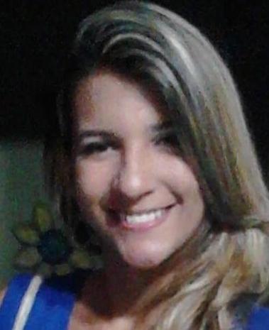 Stephanie Brito tinha 22 anos e seu corpo foi encontrado próximo a lagoa