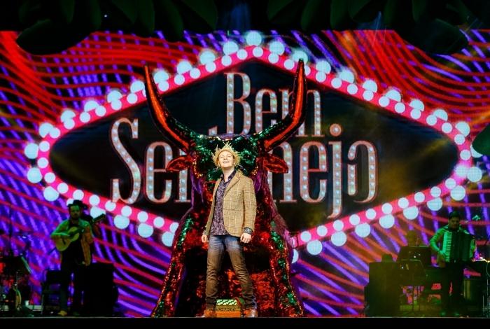 Michel Teló em cena em 'Bem Sertanejo, o Musical': história da música sertaneja