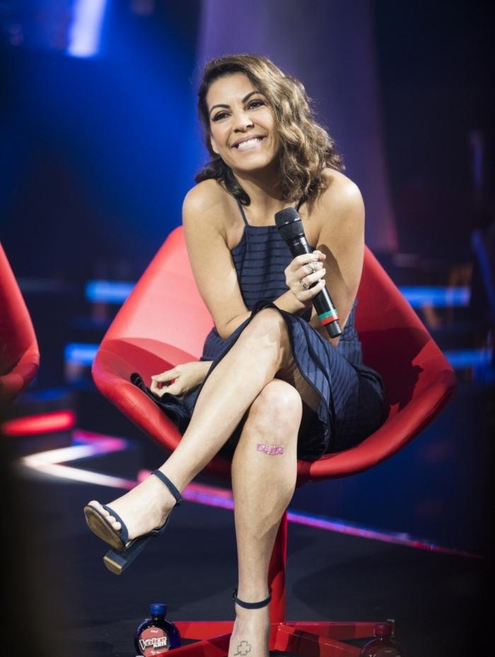 Thalita Rebouças no 'The Voice Kids'