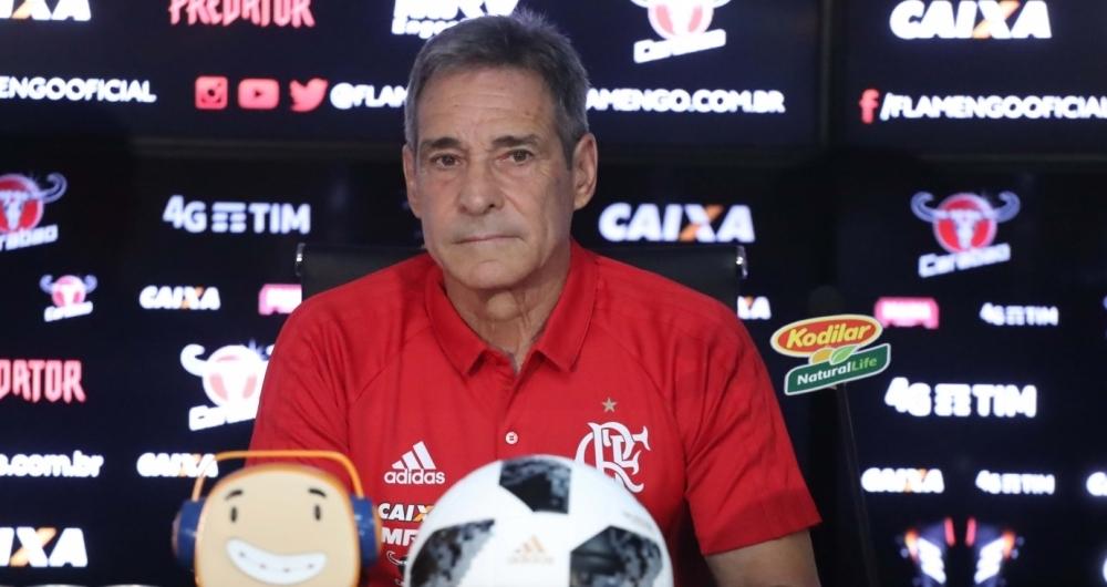 Carpegiani fez elogios ao jovens do Flamengo