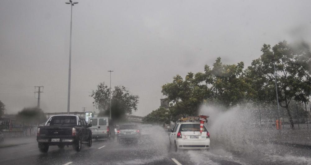 Chuva forte deve atingir o município do Rio nesta terça-feira