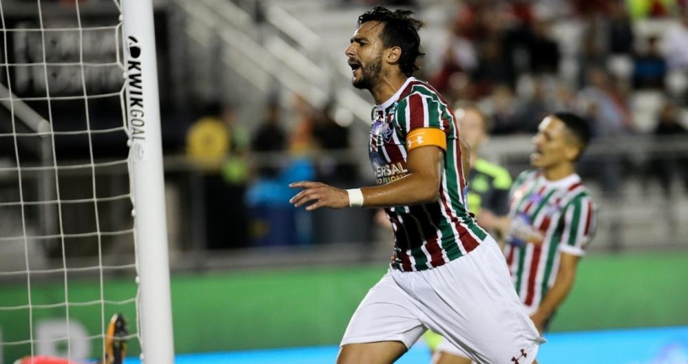 Dourado está de saída do Fluminense