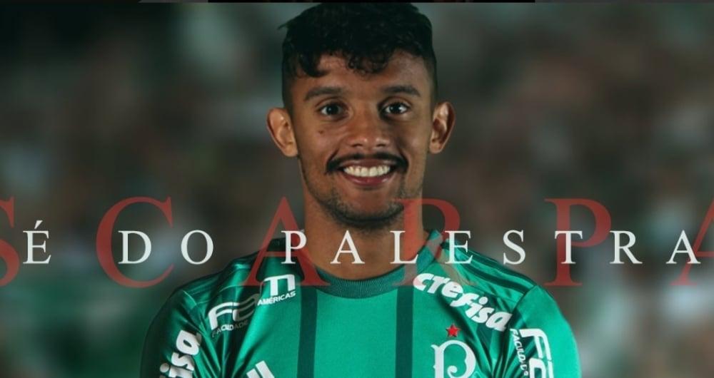Scarpa vai defender o Palmeiras em 2018