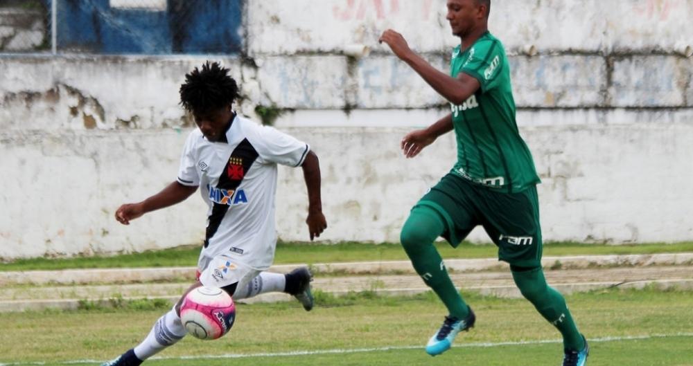 Antigo Robinho, Lucas Santos é uma das promessas da base do Vasco