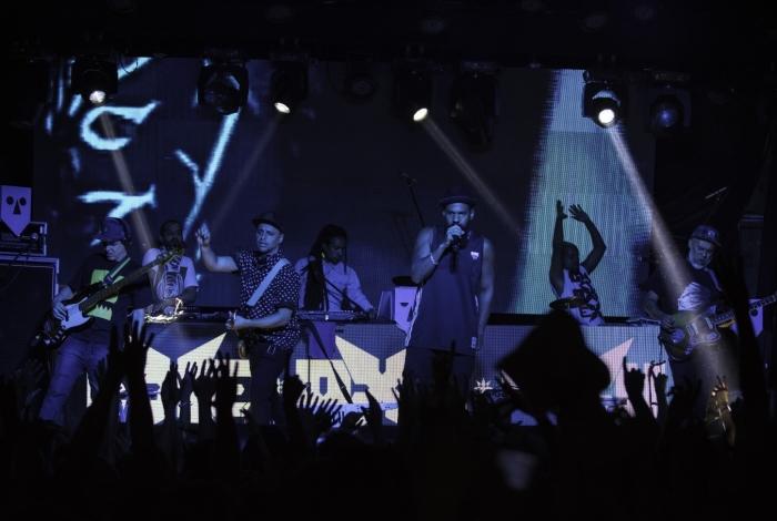 BaianaSystem é uma das atrações de festival