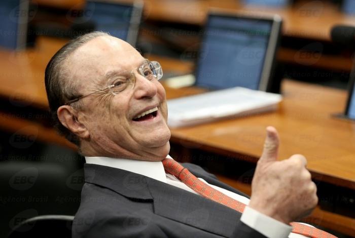 Ex-deputado Paulo Maluf (PP-SP)