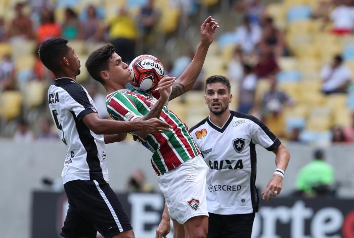 Fluminense e Botafogo farão decisão no Maracanã