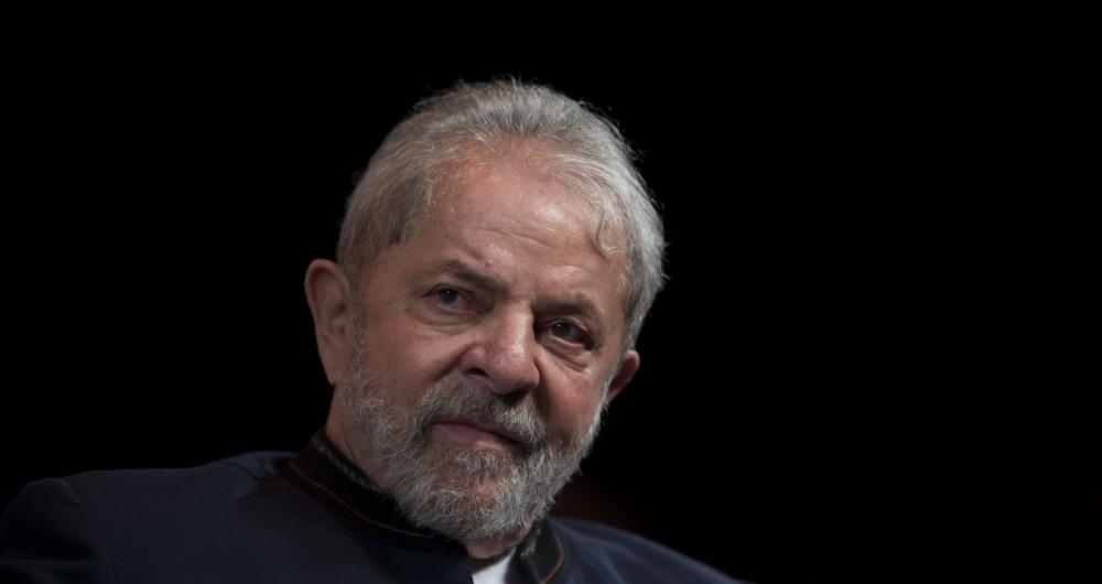O ex-presidente Luiz Inácio Lula da Silva é acusado de corrupção