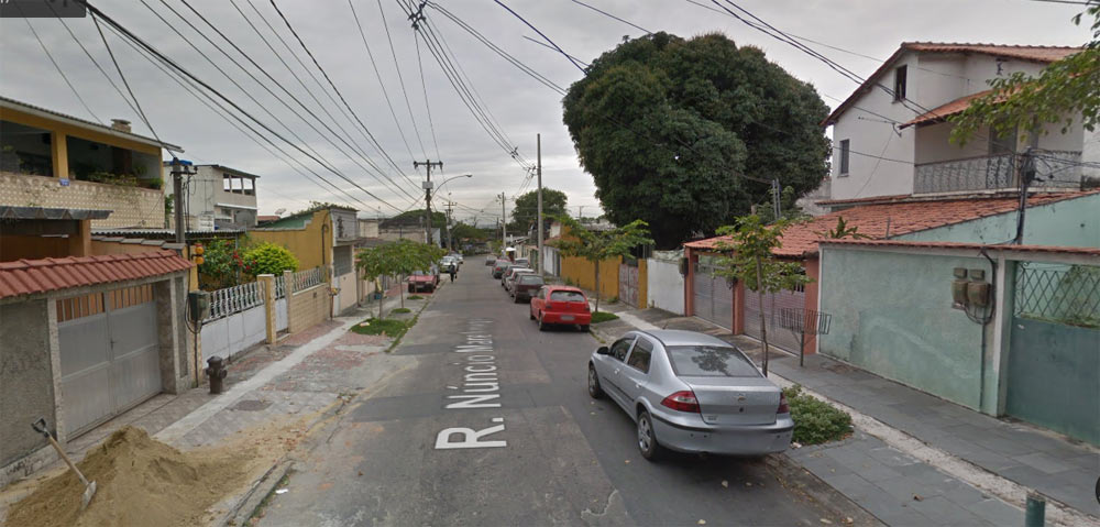 Motorista de Uber foi assaltado em Realengo e ficou mais de 4h em poder dos bandidos