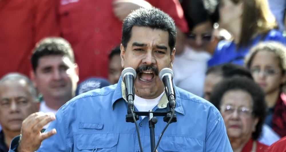 Maduro quer reelei��o
