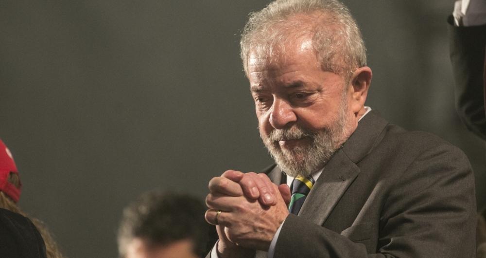 Manifestações e esquema de segurança no julgamento do recurso do ex-presidente Lula