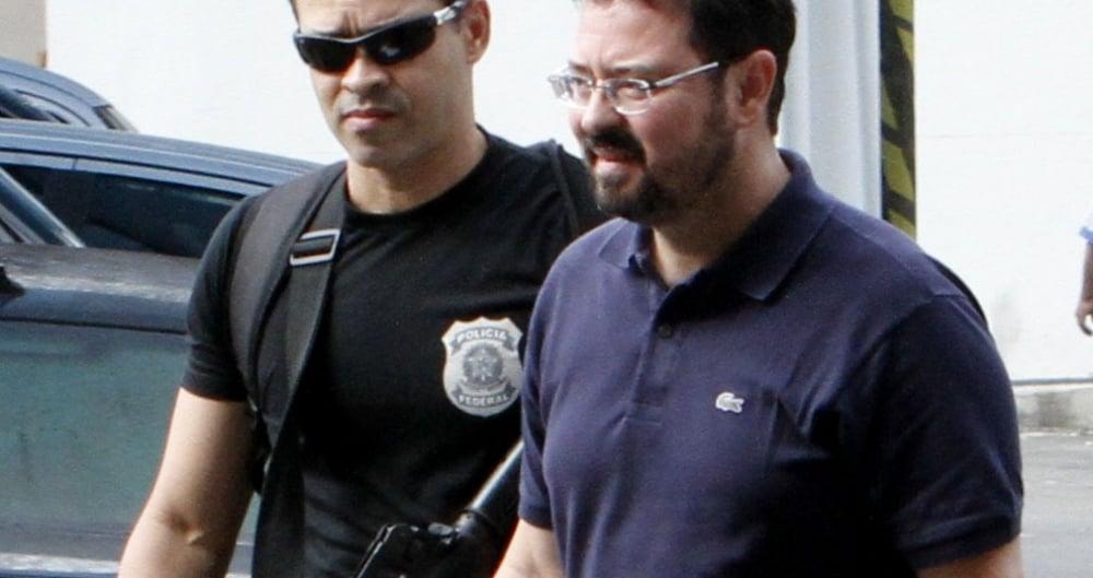 Alexandre Pinto, ex-secretário de Obras do ex-prefeito Eduardo Paes, voltou a ser preso pela Lava Jato