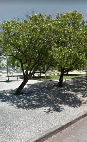 Praça São Perpétuo, na Barra
