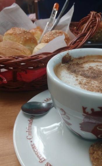 Delicias Caf�