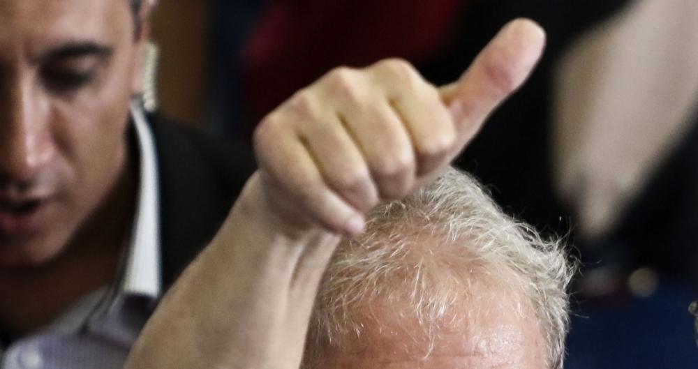 Candidatura de Lula a presidência da República será lançada nesta quinta pelo PT