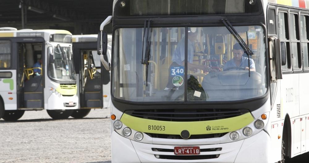 Passagem de ônibus no Rio sobe para R$ 3,60 a partir de segunda-feira