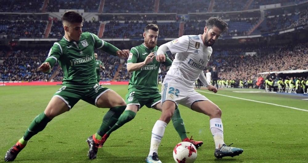 Real Madrid foi eliminado na Copa do Rei
