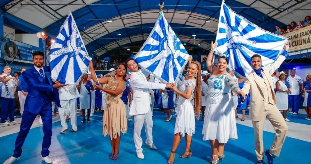 O que vai rolar nas escolas de samba do Grupo Especial - Portela