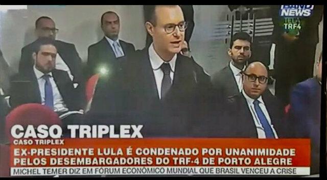Emissora 'antecipa' resultado de julgamento de Lula