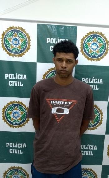 Luiz Paulo Nascimento Nunes, 19 anos, conhecido como LP