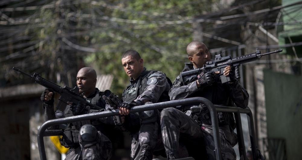Rocinha tem vivido dias de guerra
