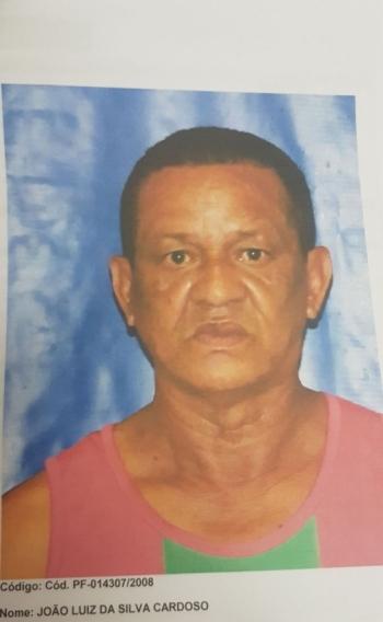 João Luiz da Silva Cardoso foi preso por extorsão