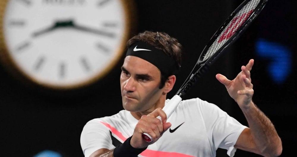 Federer vai disputar mais uma final de Grand Slam