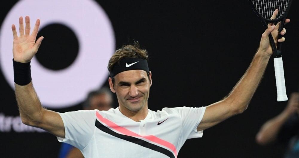 Roger Federer é campeão do Aberto da Austrália