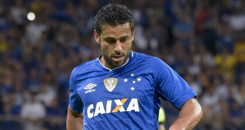 Fred marcou pelo Cruzeiro