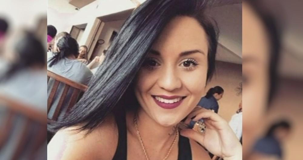 Catrine, de 22 anos, e seu beb� de apenas 8 dias de vida, foram mortos a tiros dentro de casa
