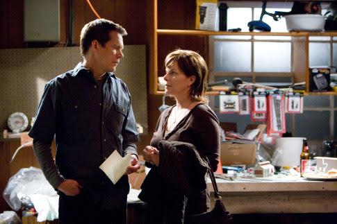 Kevin Bacon e Marcia Gay Harden