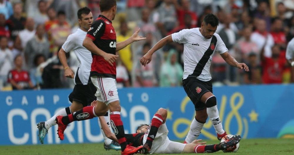 Flamengo e Vasco empatam sem gols no Maracanã