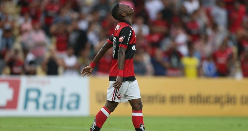 Jogo disputado por Flamengo X Vasco no Maracanã