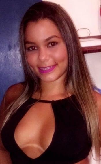 Ana Lu�za foi encontrada morta na manh� de ontem na Via �pia