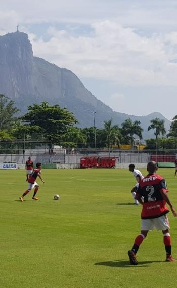 Flamengo estreou bem no Estadual Sub-20