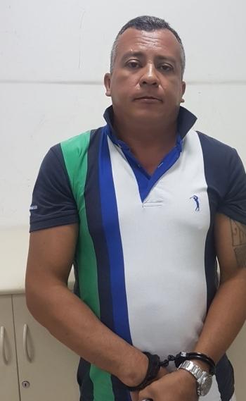 Moacir da Silva Freire, ladrão de carga