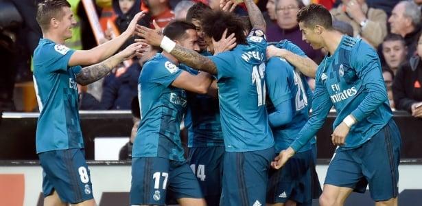 CR7 comemorou gol de forma estranha com Marcelo