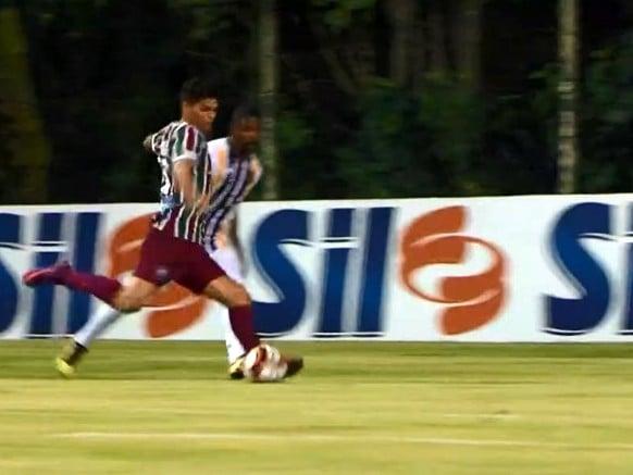 Fluminense derrotou o Madureira