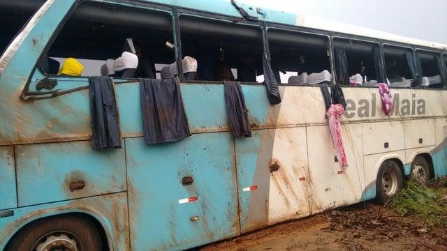 Acidente de ônibus deixa sete mortos e 20 feridos