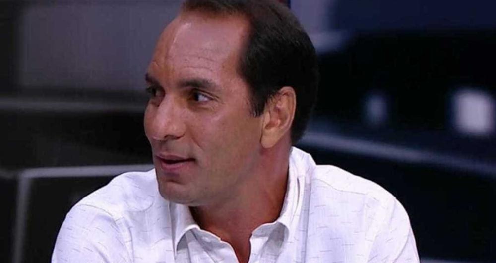 Edmundo falou sobre a fase de Flamengo e Vasco