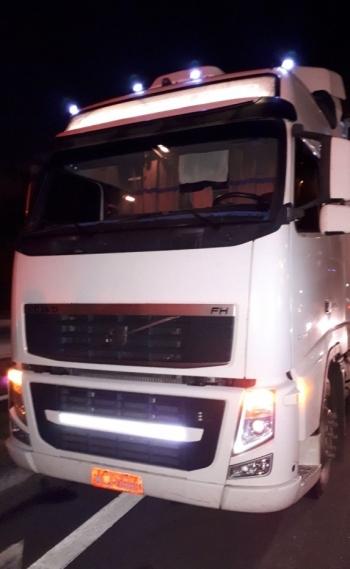 Policiais recuperam 90 toneladas de peras argentinas na Dutra